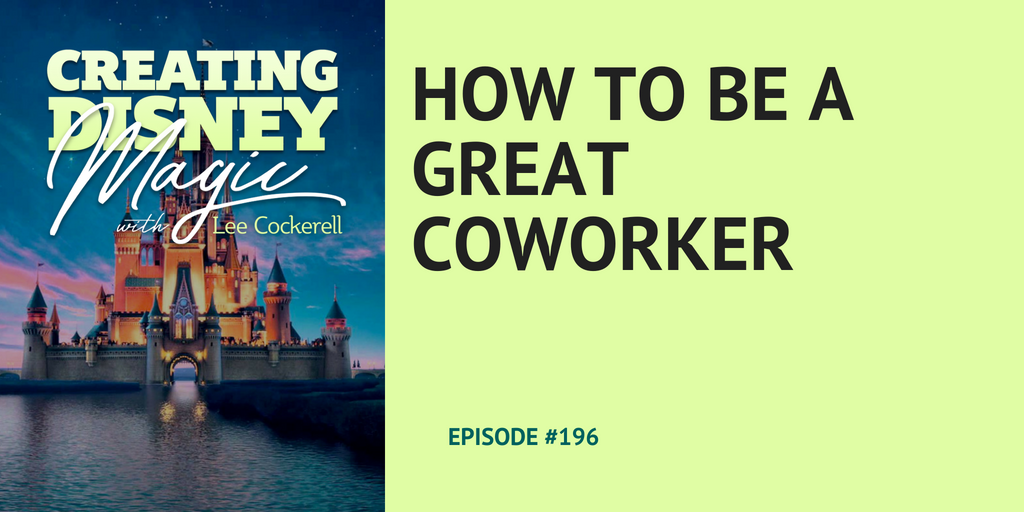 how to be a great coworker
