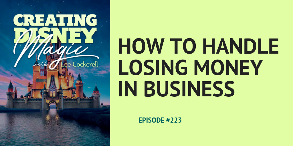 losing money in business