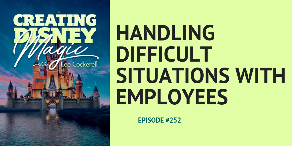 handling difficult employee situations
