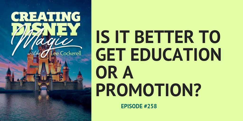 education or promotion