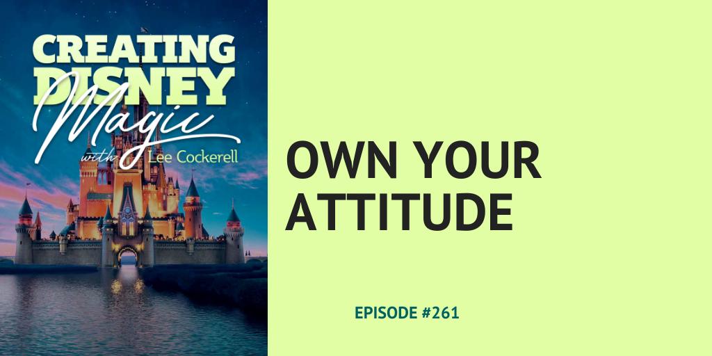 own your attitude