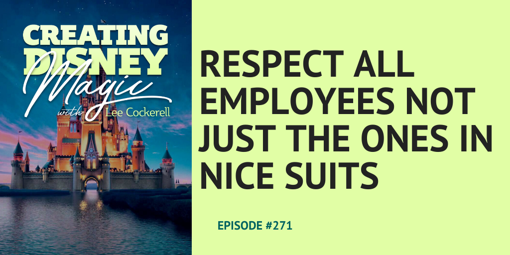 respect all employees