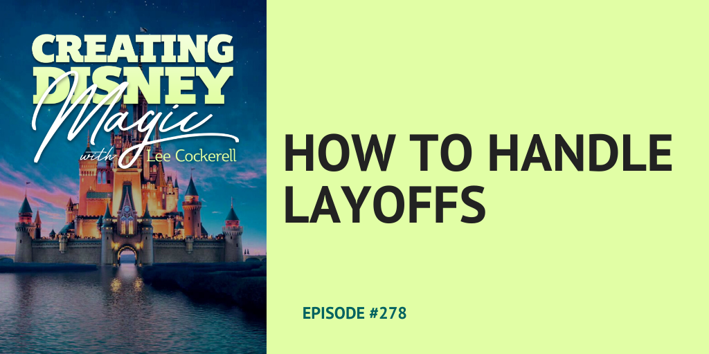how to handle layoffs