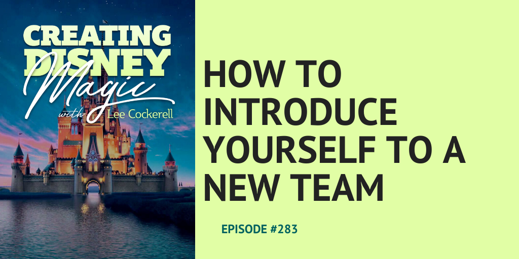 how to introduce yourself to a new team