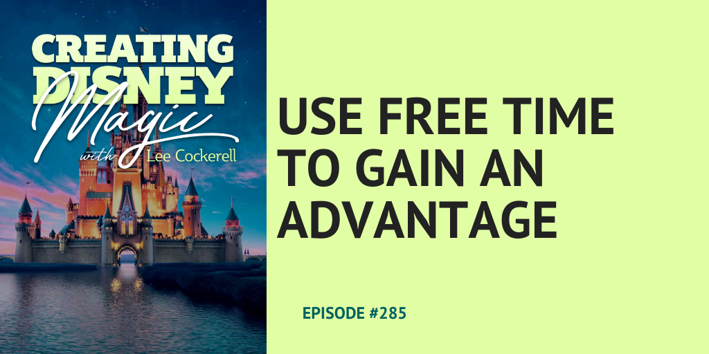use free time to gain an advantage