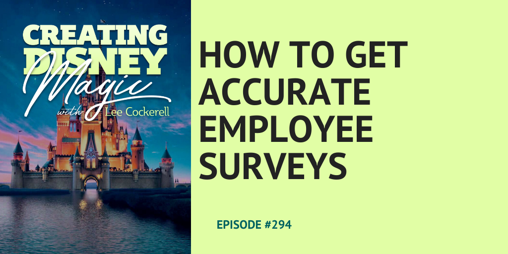 How to get accurate employee surveys