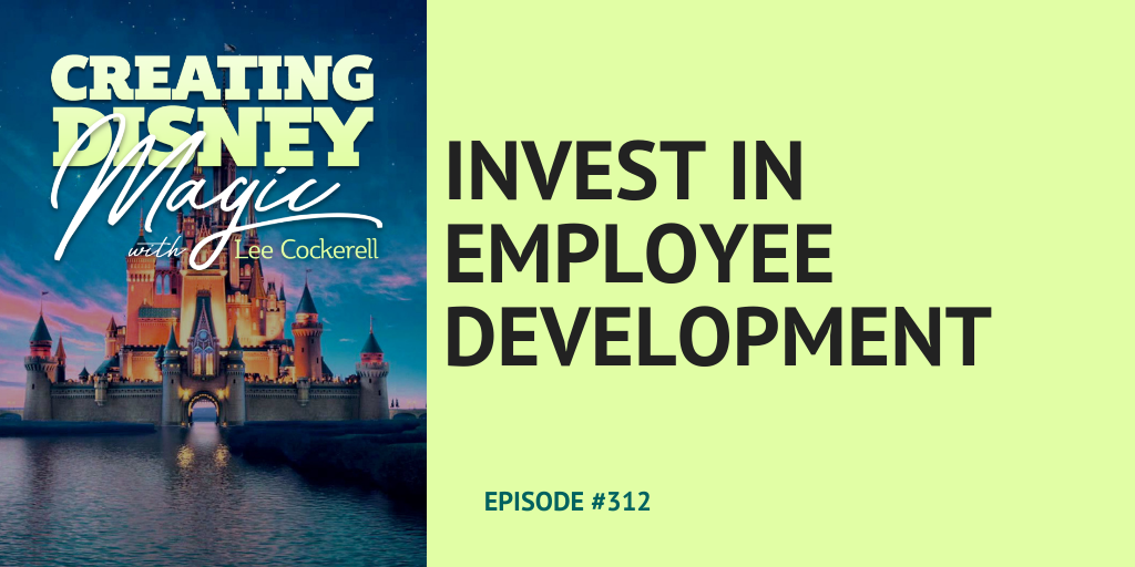 invest in employee development