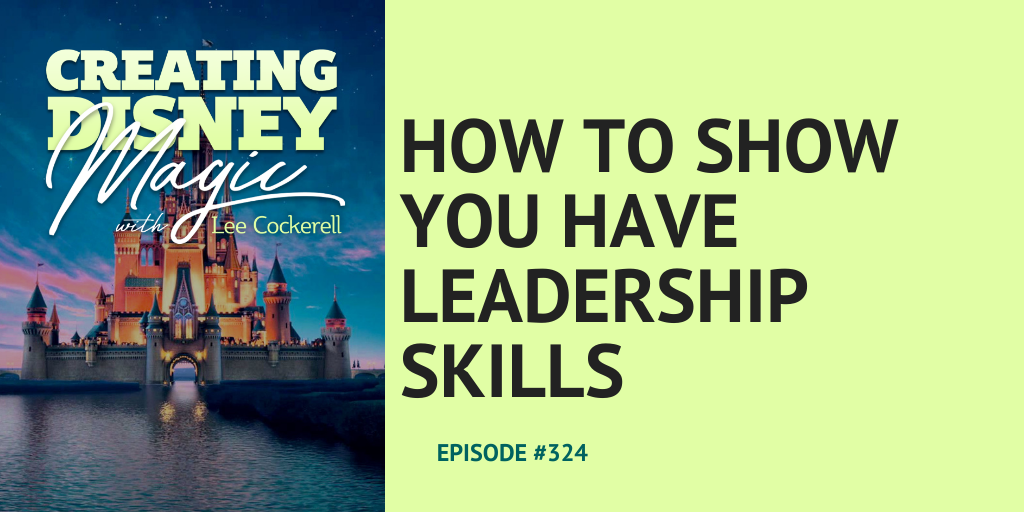 how to show you have leadership skills